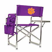 Picnic Time Sports Chair - Clemson University