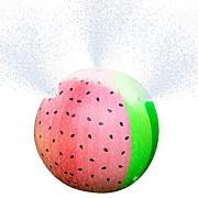 PoolCandy Giant Watermelon Beach Ball Sprinkler