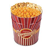 Popcornopolis Large Classic Popcorn Trio in Striped Tin