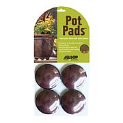 Pot Pads Set of 16 Potted Plant Lifts