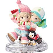 Precious Moments Love Means I'll Always Be There Figurine