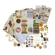 Prima Marketing Amber Moon Paper Crafting Kit