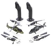 Propel Air Combat Remote Battling Helicopters 2-pack