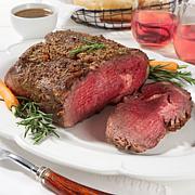 Pureland Meat Co. 4-4.5 lb. Black Angus Boneless Prime Rib Roast