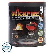 Quickfire Weatherproof Instant Fire Starter AS®