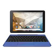 "RCA 10.1"" 32GB Tablet w/Entertainment Apps, Keyboard and DJ Headphones"