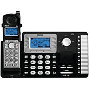 RCA® 25212 2-Line Expandable Cordless Phone with Caller ID