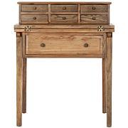 Safavieh Abigail 7-Drawer Fold-Down Desk
