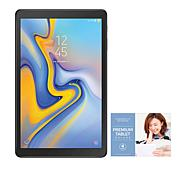 "Samsung Galaxy Tab A 10.5"" 32GB Wi-Fi Tablet with Software Apps"
