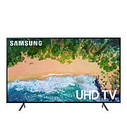 "Samsung NU7100 40"" 4K UHD Smart TV with HDMI Cable and 2-Year Warranty"