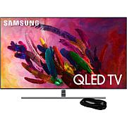 """Samsung Q7FN 75"""" QLED Flat 4K TV with 6' HDMI Cable"""
