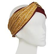 Sassy Jones Print Multicolor Turban Headband