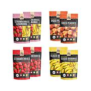 Simple Kitchen Freeze-Dried Fruit Variety 8-pack