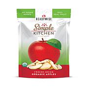 Simple Kitchen Organic Freeze-Dried Apples 6-Pack