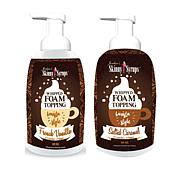 Skinny Mixes Sugar-Free Whipped Foam Topping 2-pack