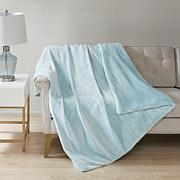 Sleep Philosophy Plush Solid 25 lb. Weighted Blanket
