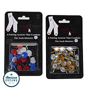Sock Tabs 48-piece Sock-Sorting System