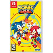 Sonic Mania for Nintendo Switch