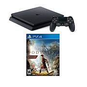 "Sony PlayStation Core 4 1TB Console with ""Assassin's Creed: Odyssey"""