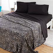 South Street Loft Blanket and Sheet Set