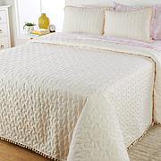 South Street Loft Pom Pom Quilt Set