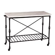Southern Enterprises Duncan Kitchen Island