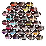 Spectrum Noir Harmony Opaque Pigment Ink Pads 36-pack