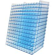 Spectrum Noir Marker Storage Racks Clear 14-pack