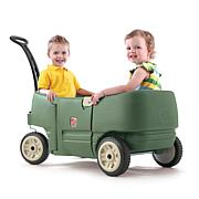 Step 2 Wagon For Two Plus
