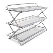 StoreSmith 3-Tier Folding Shoe Rack