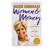 Suze Orman Women & Money Hand-Signed Book