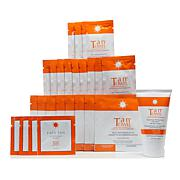 TanTowel® 22-piece Kit with On the Glow Face Moisturizer