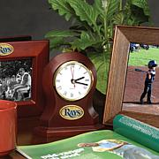 Team Desk Clock - Tampa Bay Rays
