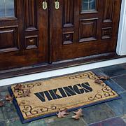 Team Door Mat - Minnesota Vikings - NFL