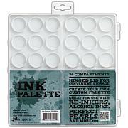 "Tim Holtz Ink Palette 6-pack - 7.5"" x 7.5"""