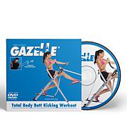 Tony Little Advanced Total Body Gazelle Workout DVD