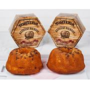Tortuga Kentucky Bourbon Butter Cake 2-pack