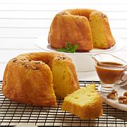 Tortuga Golden Rum Cakes - Set of 2