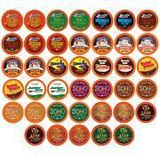 Two Rivers Coffee 40ct Hot Cocoa Pods Variety Sampler