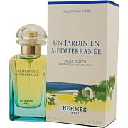 Un Jardin En Mediterranee by Hermes EDT - Women 1.7 oz.