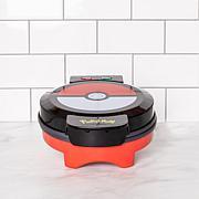 Uncanny Brands Pokémon Waffle Maker - Bounty Pokéball Waffles