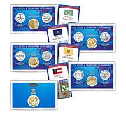 U.S. State, National Park and Innovation 3-Coin Set Auto-Ship®