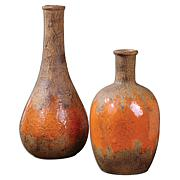 Uttermost Kadam Vases - Set of 2