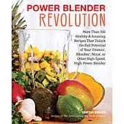 "Vanessa Simkins ""Power Blender Revolution"" Cookbook"