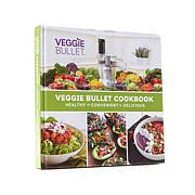 Veggie Bullet Hard Cover Cookbook