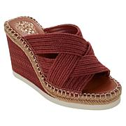 Vince Camuto Bailah Jute Wedge Slide Sandal