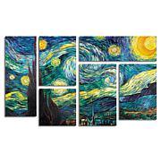 Vincent van Gogh 'Starry Night' Art Collection
