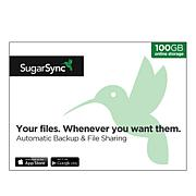 VIPRE SugarSync 100GB File Sharing + Storage Software