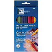 Watercolor Pencils 12-pack