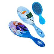Wet Brush Disney Frozen 2 Olaf and Sisters 3-piece Brush Set